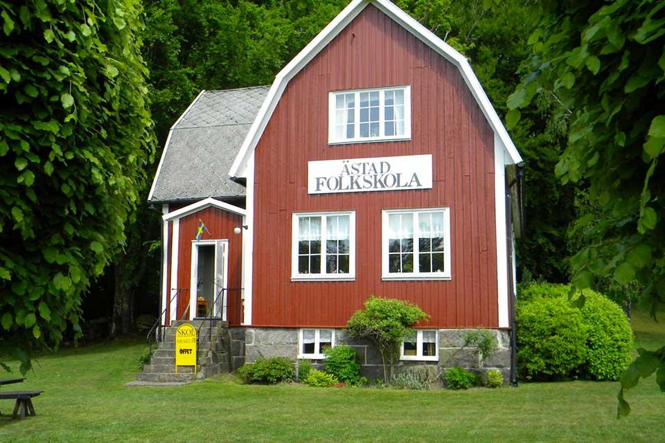 Ästad Skolmuseum